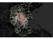 The MIT Carbin navigation app crowdsources road information anonymously to help improve infrastructure