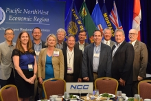 Photo from the Pacific NorthWest Economic Region (PNWER) 2017 Annual Summit