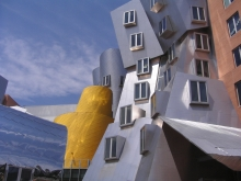 MIT Stata Center (Wikimedia Commons)