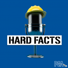 Hard Facts Podcast Logo